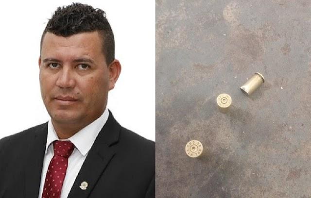 Vereador de Teixeira de Freitas sofre tentativa de homicídio