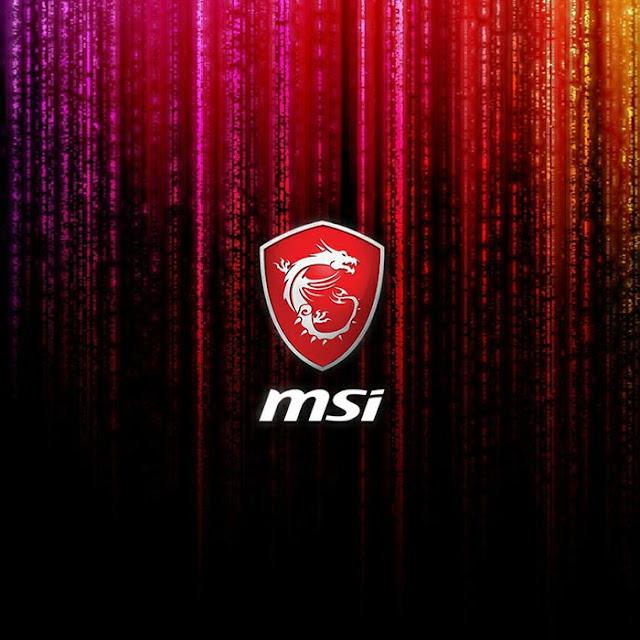 Msi RGB Wallpaper Engine