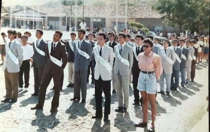 As recordações do 7 de Setembro em Elesbão Veloso.