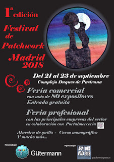 Festival Patchwork Madrid