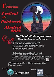 Festival Patchwork Madrid