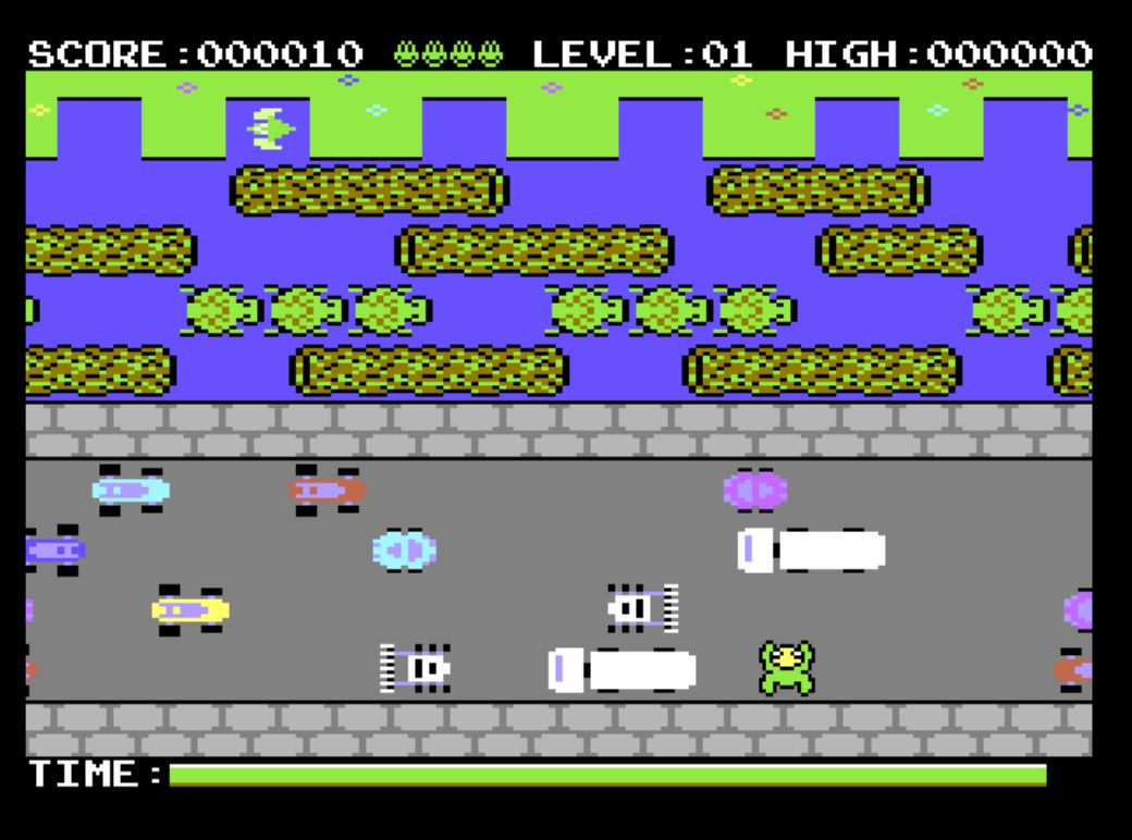 game buy frogger
