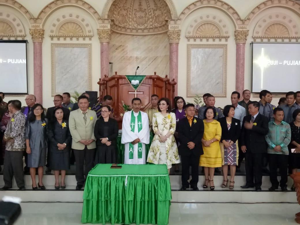 Bupati CEP Resmi Sebagai Ketua Umum Panitia Sidang Raya Ke-34 KGPM Se-Indonesia