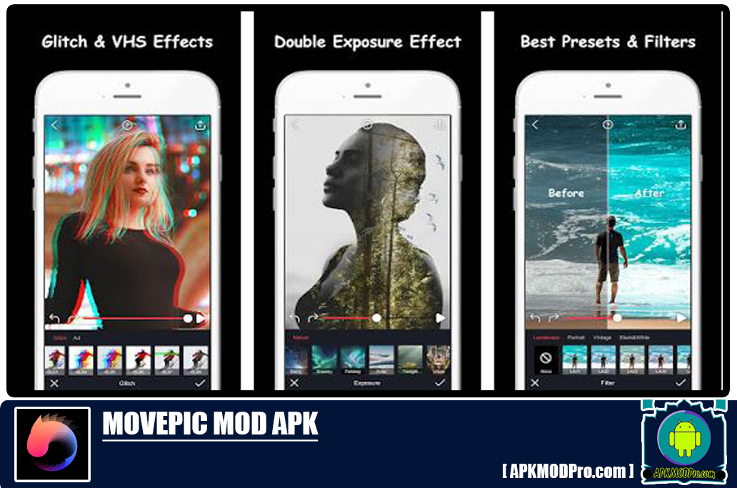 Movepic MOD APK 1.5.1 [MOD Premium version, No Watermark]