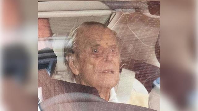 Оживили: в Сети ужаснулись внешности принца Филиппа после болезни