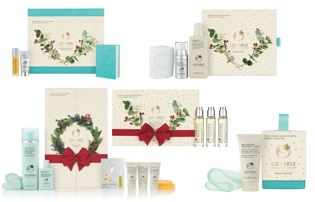 Liz Earle Christmas Collection 2016