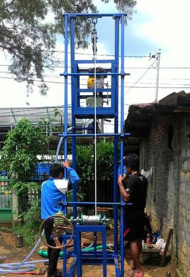 Biaya / Harga Jasa Survey Geolistrik Sumur Bor Bandung, Jawa Barat
