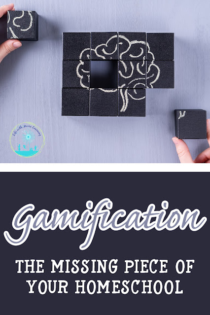 Turning your homeschool into a game (or gamifying home education) can make your days easier while increasing your kids love of learning!