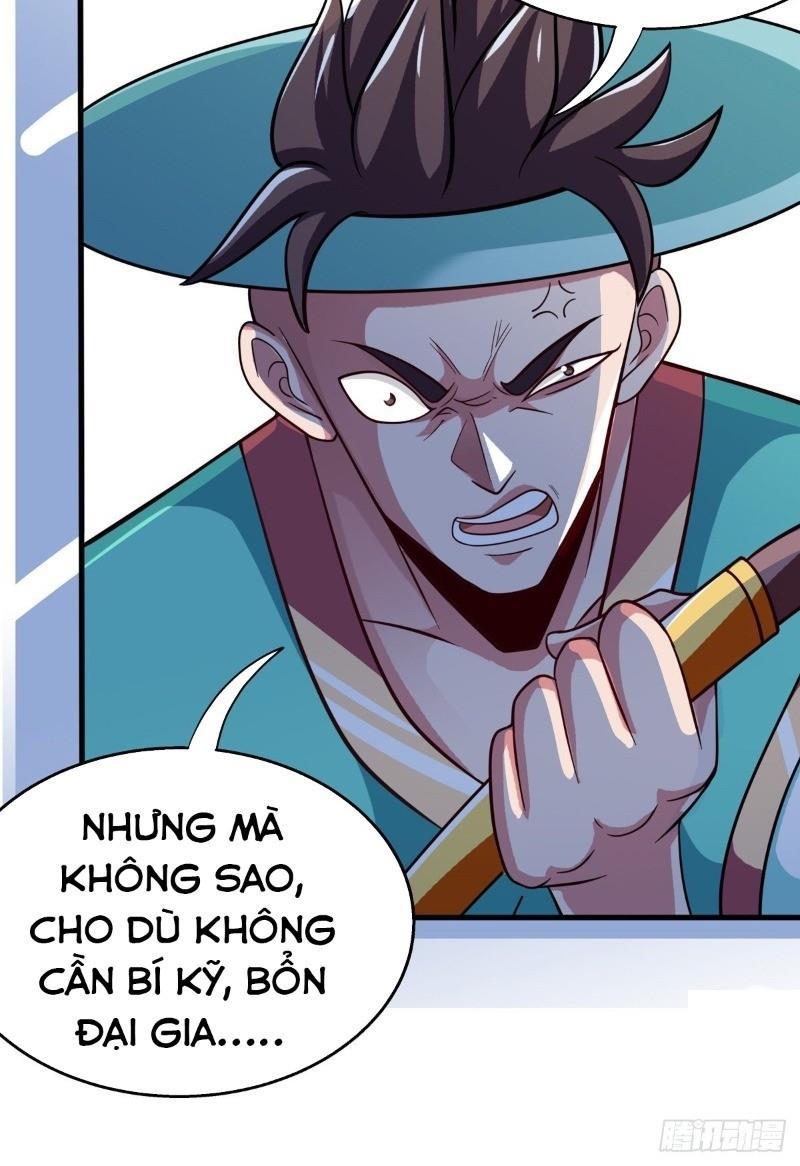 Võ Hồn Tuyệt Thế chap 18 - Trang 16
