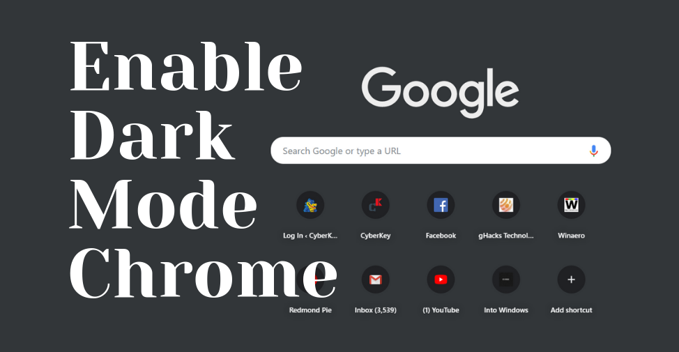 facebook messenger dark mode browser