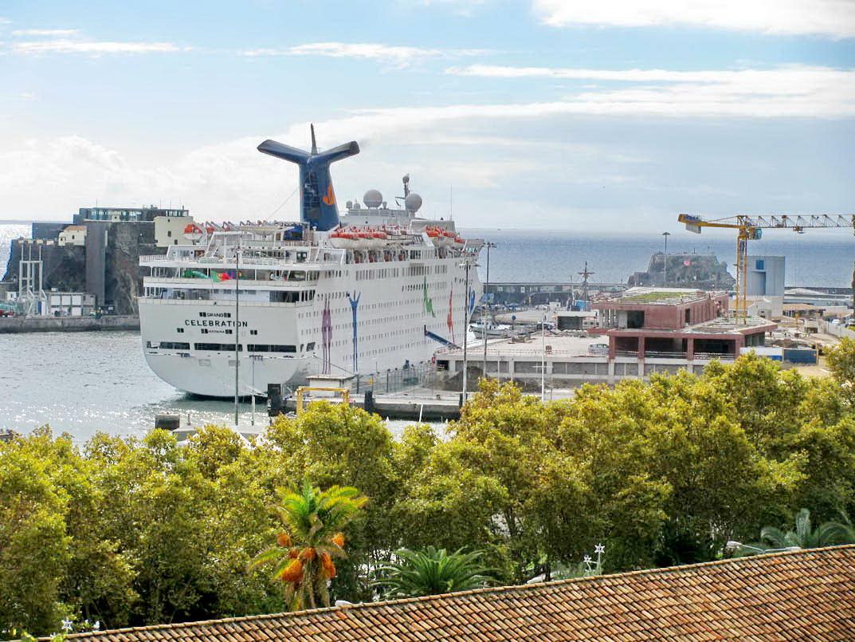 Grand Celebration, a Madeira registered ship