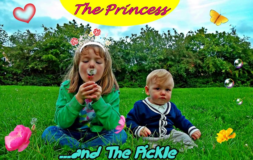 The Princess and The Pickle