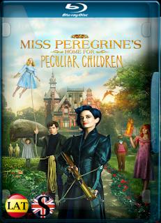 Miss Peregrine y los Niños Peculiares (2016) REMUX 1080P LATINO/ESPAÑOL/INGLES