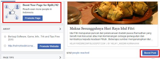 Menggunakan Paypal Pembayaran Iklan Facebook
