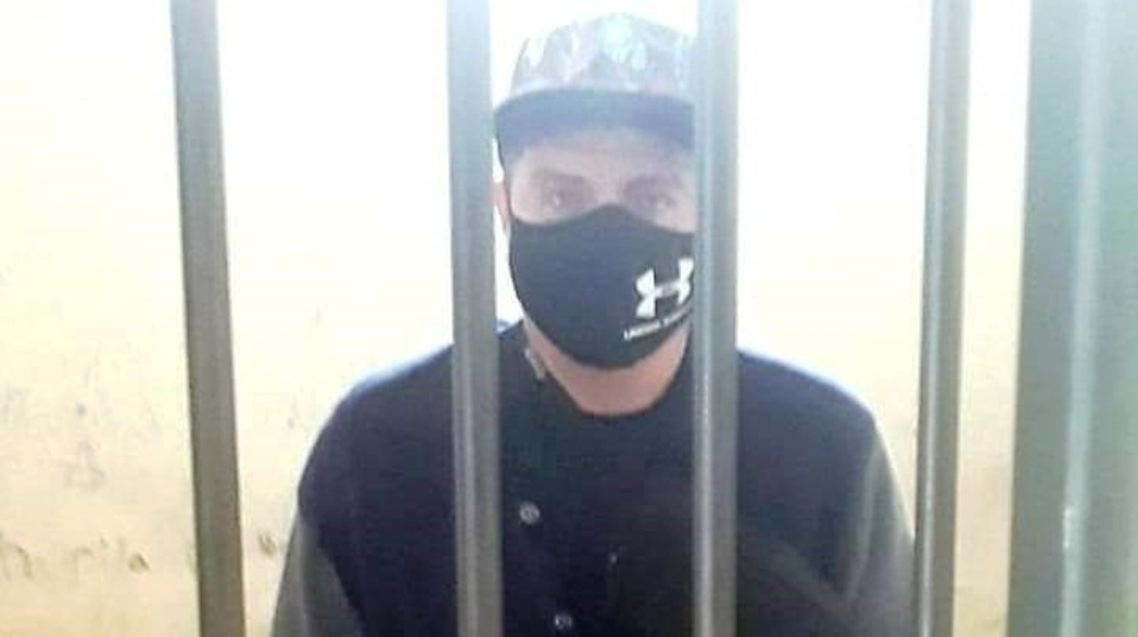 Molina fue beneficiado con libertad irrestricta por una juez, pero luego el TJD de Chuquisaca dictó seis mese de detención el pasado 30 de marzo / ARCHIVOS WEB