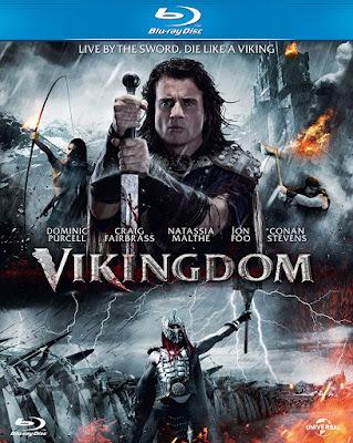 Vikingdom (2013) Dual Audio [Hindi – Eng ] 720p BluRay ESub x265 HEVC 650Mb