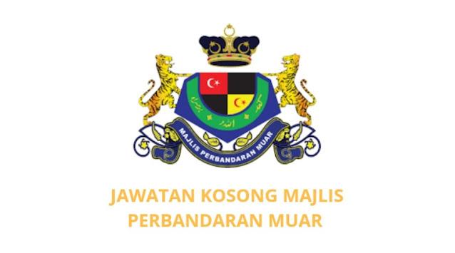 Jawatan Kosong Majlis Perbandaran Muar 2021