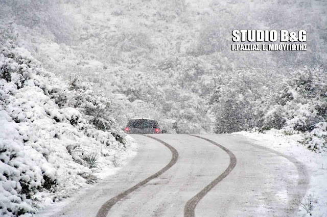 Αρναούτογλου:  Ερχονται πυκνές χιονοπτώσεις και «βουτιά» της θερμοκρασίας