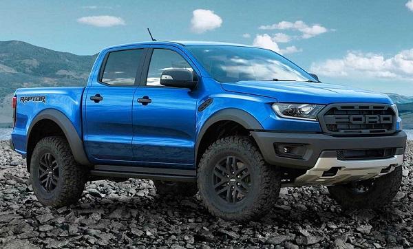Ficha Técnica Ford Ranger Raptor (2020)