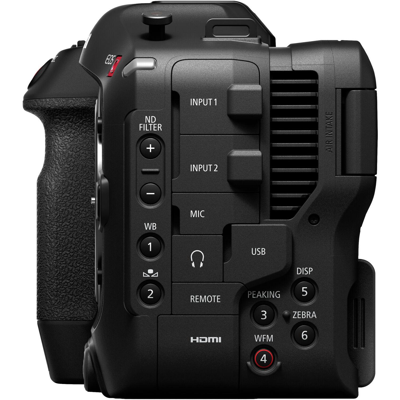 Canon Cinema EOS C70