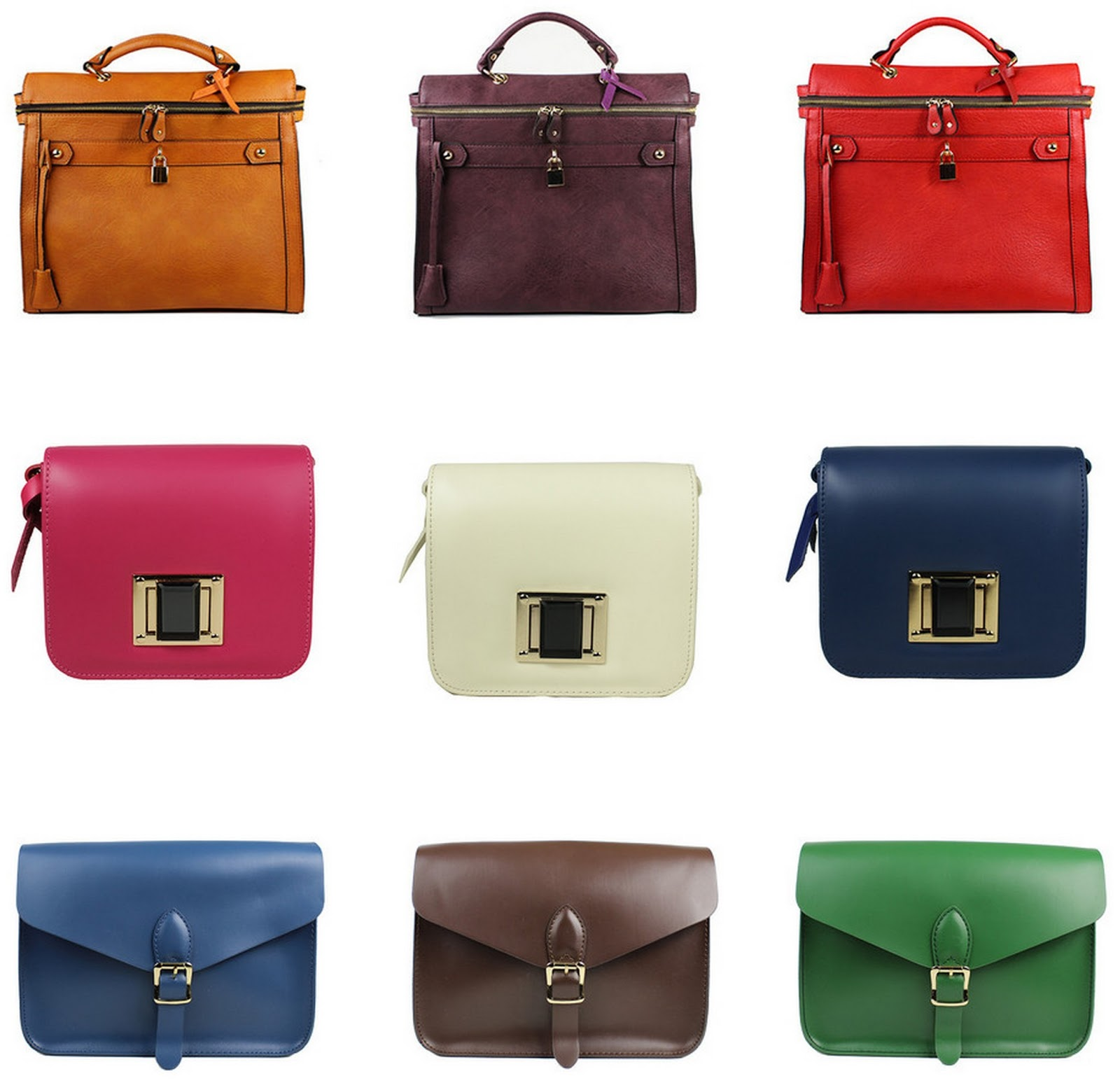 Angela Roi S Donate By Color Handbags