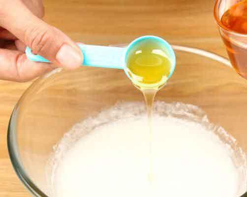 Ajoutez 1 cuillère à café de miel