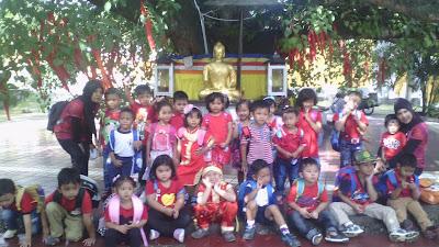 Vihara Buddhagaya Semarang