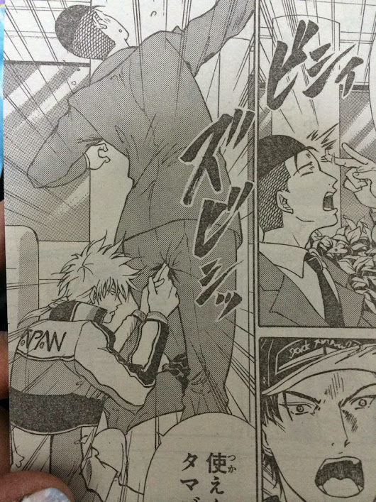 New Prince of Tennis 138 (Spoiler)
