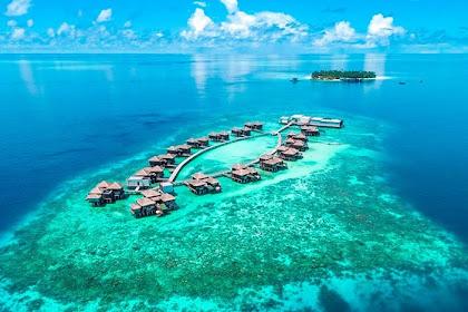Maldives, Negara Muslim Terkecil di Dunia
