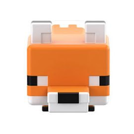 Minecraft Series 21 Fox Mini Figure