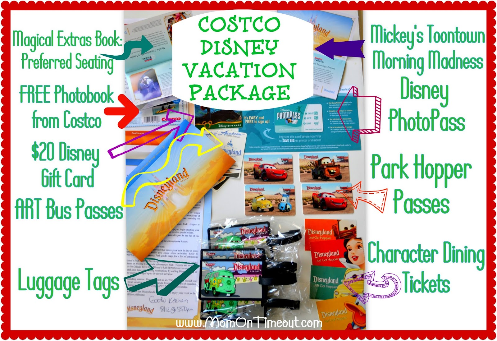 Our Costco Disney Vacation Package  Mom On Timeout