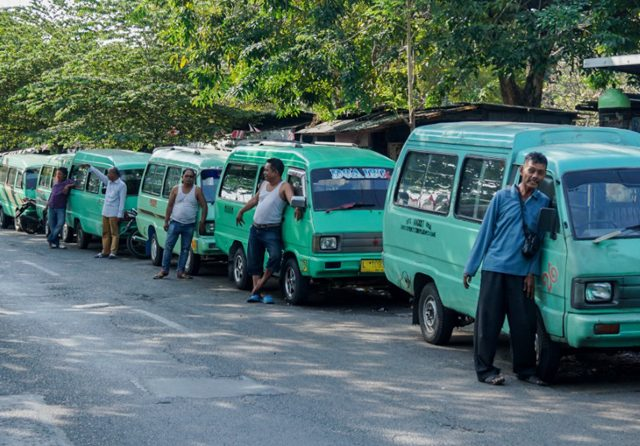 Miris, Ribuan Sopir Angkutan Umum Semarang Menganggur karena Corona