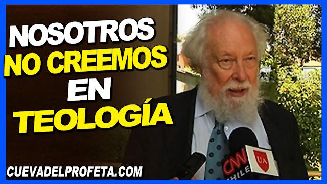 Nosotros no creemos en teología - William Marrion Branham en Español