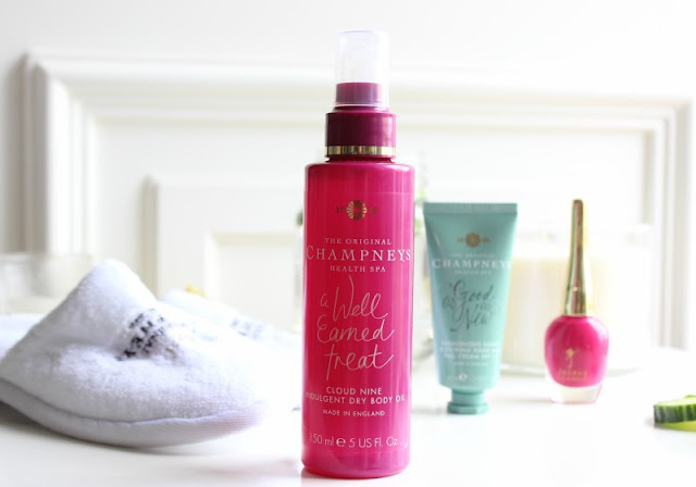 An At Home Spa Experience with Champneys