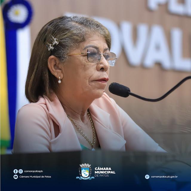 Vereadora Nega Fofa sugere que cada vereador disponibilize R$ 1.000,00 para doação de cestas básicas às famílias carentes