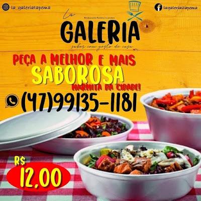 La Galeria Restaurante e Pastéis