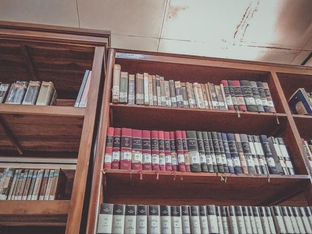 perpustakaan fakultas ilmu budaya unsoed