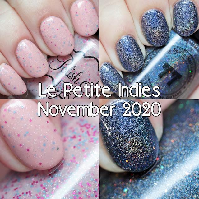 Le Petite Indies Holo Daze November 2020