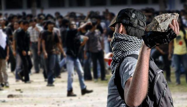 Kampus STIKes Makassar Diserang 2 Mahasiswa Terkena Panah