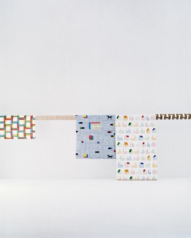 Mylifestylenews Hermès Furnishing Fabrics Wallpapers