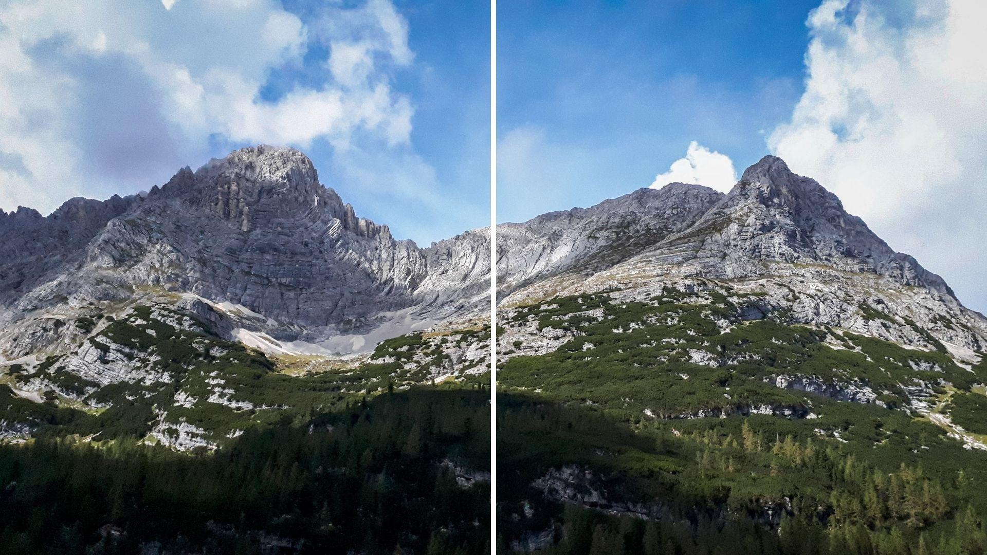 Szlaki Dolomity Punta Sorapiss
