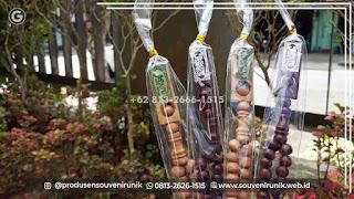 jual souvenir tasbih kayu, +62 813-2666-1515