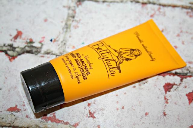 BettyHula Hand Cream