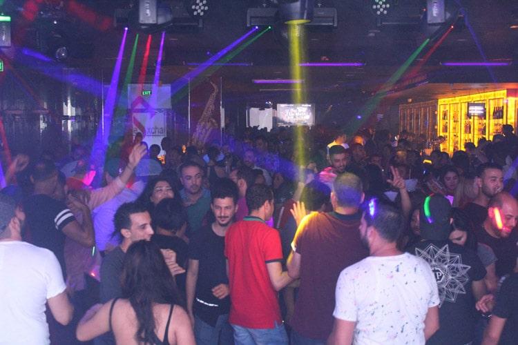 Club sex night arab your