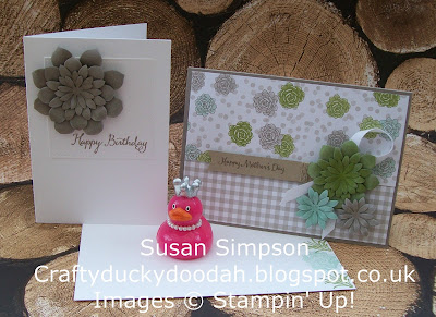 Stampin' Up! UK Independent Demonstrator Susan Simpson, Craftyduckydoodah!, Oh So Succulent, Coffee & Cards project March 2017, Supplies available 24/7,