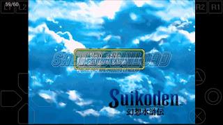 Suikoden v1.1 - Game (ISO) untuk Emulator PS1 / PSX