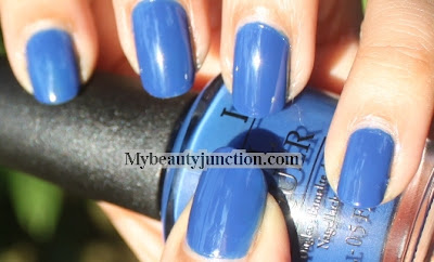 OPI Dating A Royal nail polish swatch and review