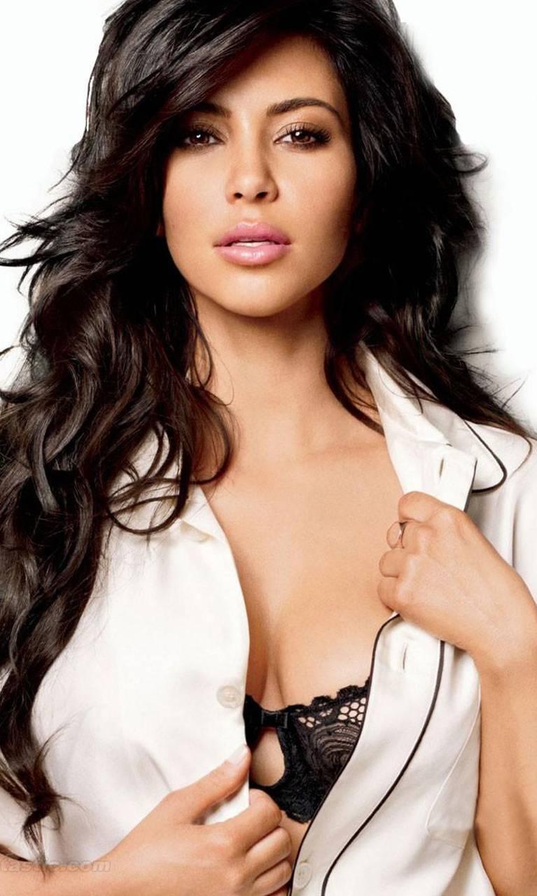 Kim Kardashian Wallpaper Bikini cực đẹp cho điện thoại