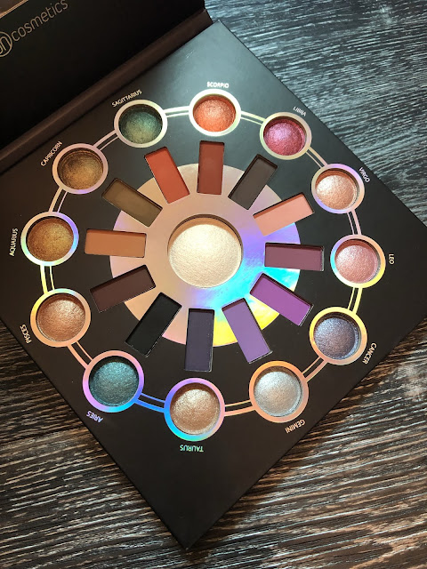 BH Cosmetics Zodiac Palette Review and Swatches