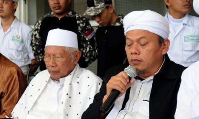 Maklumat Komando Ulama kepada Pendukung Prabowo-Sandi